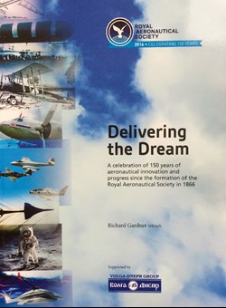 Buy your copy of Delivering the Dream commemorative book