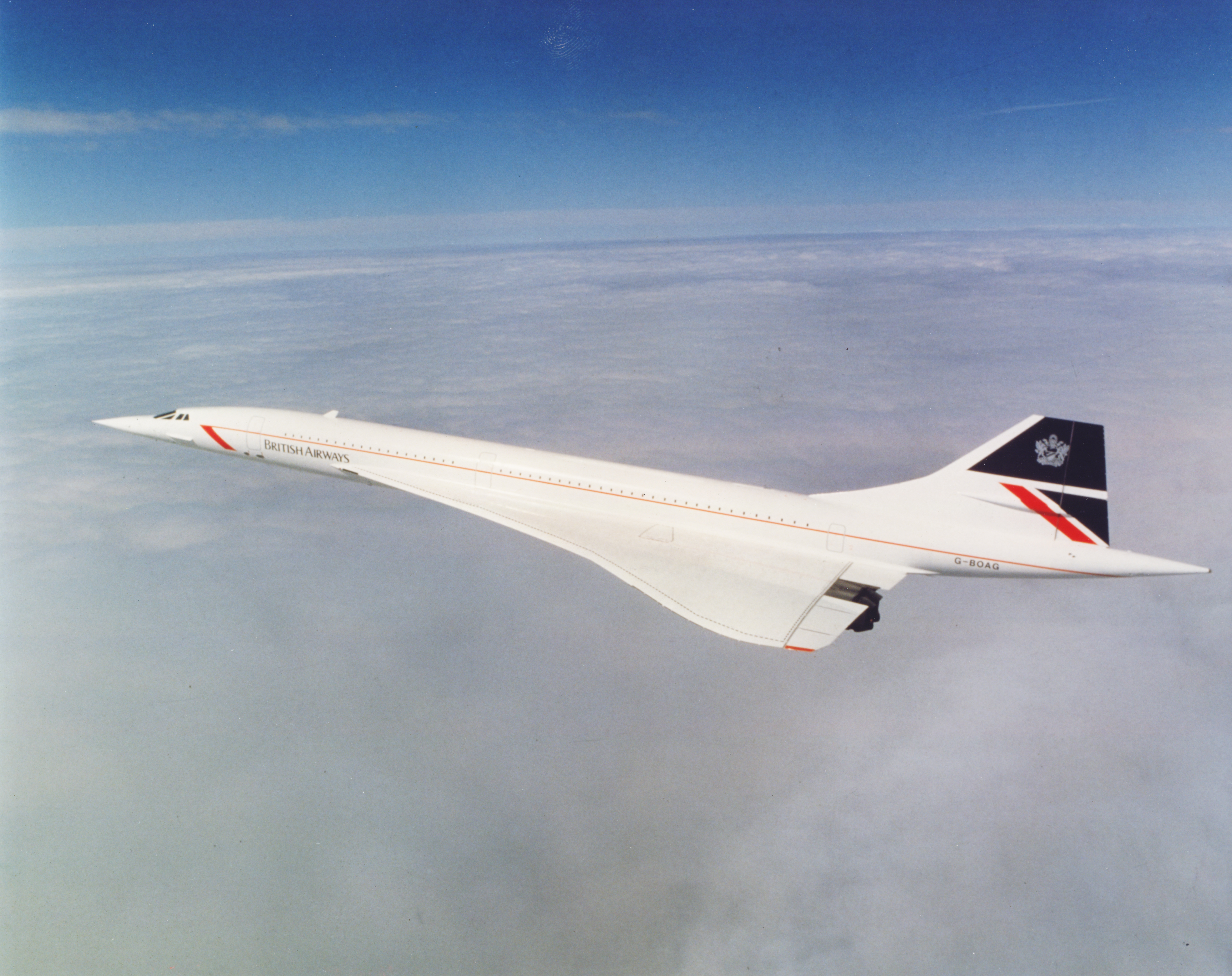 Video Concorde Flying Into The Future