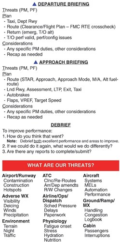 Briefing better