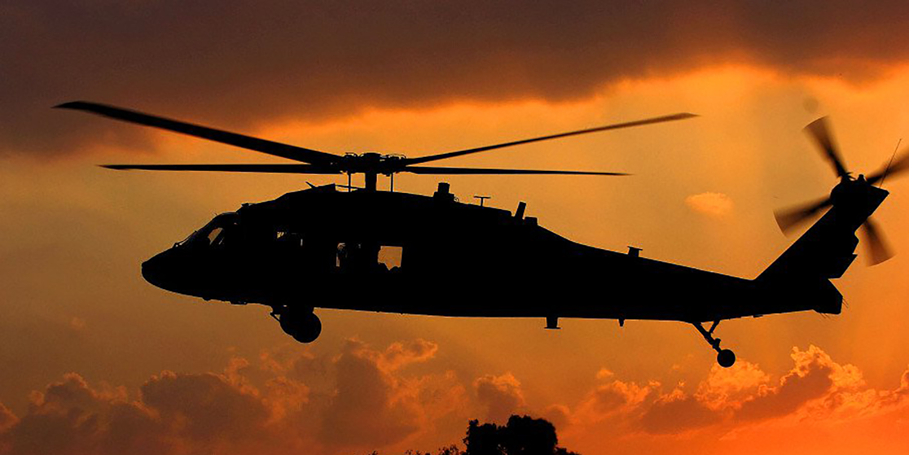 Black Hawks for hire