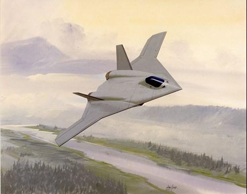 UK mulls sixth generation fighter project