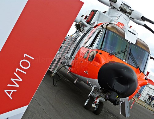 iSAR - Leonardo's AW101 ushers in next-gen SAR