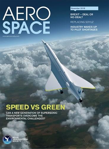 In the latest AEROSPACE magazine – November 2018